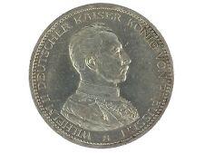 Kaiserreich 5 Mark Silber 1914 Wilhelm II. Deutscher Kaiser König von Preußen