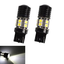 Paar 25W HID Weiß CREE 12SMD LED Lampe Rückleuchten T20 7440 7443 5050 7440 992A