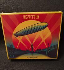 Led Zeppelin Coffret 2 CD + Blu Ray concert 2007 NEUF,  emballé!!!