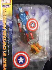 "Marvel Select Collectors Edition ""qué pasaría si Capitán América"" Figura de acción"
