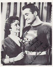 Noel Neill Originalautogramm auf Großfoto - Lois Lane - Superman