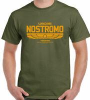 Alien T-Shirt Nostromo 180286 Mens Film Movie  USCSS Weyland-Yutani