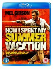 How I Spent My Summer Vacation (Blu-ray) Mel Gibson, Dean Norris