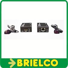 EXTENSOR HDMI HASTA 60 METROS MEDIANTE UTP SENSORES INFRARROJOS DIMELEC BD7799