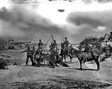 New 8x10 Civil War Photo: Last Active Federal Battery Against Fort Wagner