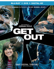 Get Out [New Blu-ray] With DVD, UV/HD Digital Copy, 2 Pack, Digitally Mastered