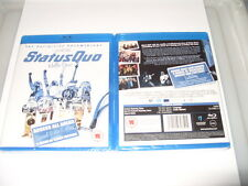 Status Quo  Hello Quo (Blu-ray, 2012) New & Sealed