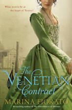 The Venetian Contract by Marina Fiorato (Paperback, 2012) New: Shelf Wear