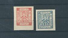 Deutsche Post in Polen Lokalausgabe Przedborz 1-2 B ungebraucht (B00729)
