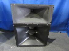 JBL Profesional Model 3632-M/HF Speaker MIB! No Low Frequency