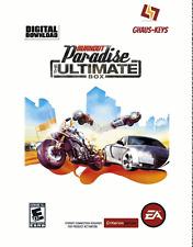 Burnout Paradise The Ultimate Box Origin Download Key Digital Code [DE] [EU] PC