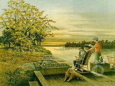 """James Lumbers """"Shadows and Memories"""" #341/2500 MINT Rare Beautiful! w/ COA"""