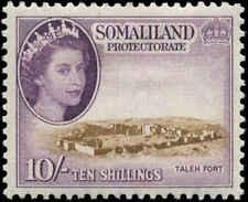 Somaliland Protectorate Scott #139 SG #148 Mint Hinged