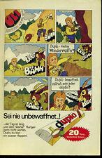 Duplo -- Uli - Abenteuer auf dem Gipfel -- Comicteil -- Werbung von 1969 -