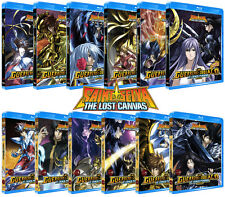 Saint Seiya:  The Lost Canvas - Paquete 12 Blu-ray Región A en ESPAÑOL LATINO