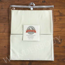 LIVING TEXTILES 2PACK BASSINET FITTED  SHEET 100% COTTON*NATURAL COLOUR*
