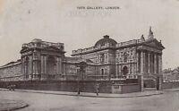 Postcard - London - Tate Gallery