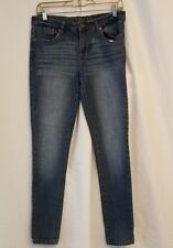 "Women's Chip and Pepper Jeans Syd Skinny Tag Size 27 Actual 30"" Flap Pockets"