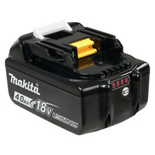 Makita BL1840B 18-Volt 4.0 Ah LXT Lithium-Ion Battery with Fuel Gauge