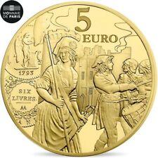 [#481978] France, Monnaie de Paris, 5 Euro, Semeuse - Ecu de 6 Livres, 2018