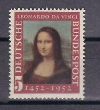Postfrische Briefmarken mit Kunst- & Kultur-Motiven aus der Bundesrepublik