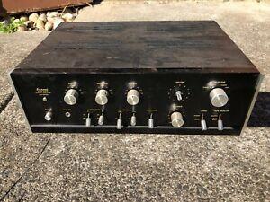 Vintage Sansui AU-555A Integrated Control Amplifier Stereo