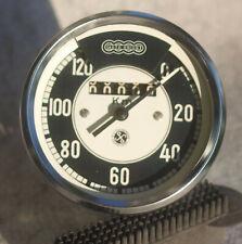 DKW, Auto-Union, NZ 250, 350, 500, Tachometer,  VDO, Ø 80mm, NEU,  120km/h