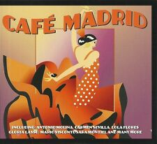 CAFE MADRID 2 CD BOXSET INCLUDING ANTONIO MOLINA, LOLA FLORES & MANY MORE