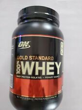 Gold Standard Whey ON 100% Whey Protein 2 lb Optimum Nutrition