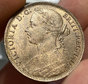 1888 Penny, Red Uncirculated