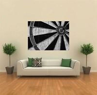DARTBOARD DARTS NEW GIANT POSTER WALL ART PRINT PICTURE G492