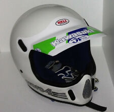 VINTAGE MOTOCROSS Kawasaki SR  KX125 250 400 420 visor decal sticker AHRMA Works
