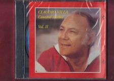 CLAUDIO VILLA - CANZONI CELEBRI VOL.2 CD NUOVO SIGILLATO