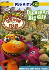 Dinosaur Train: Dinosaur Big City [New DVD] Full Frame, Dolby