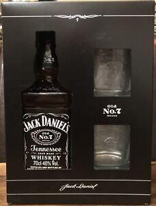 Jack Daniels Geschenkset 2017