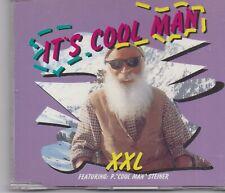 XXL feat P Cool Man-Its Cool Man cd maxi single