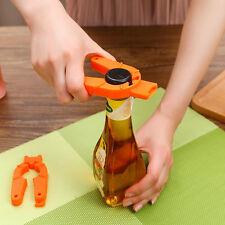 Beer Cap Zappa Flying Opener Bottle Cap Launcher Shooter Bar Party Pro AU,