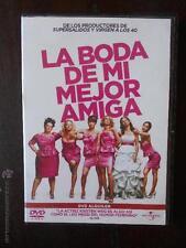 DVD LA BODA DE MI MEJOR AMIGA -EDICION DE ALQUILER (5Ñ)