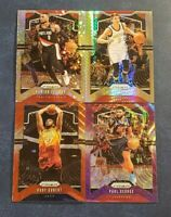 2019-20 Prizm Basketball Fast Break Hyper Purple Red Ruby Wave Refractors U Pick