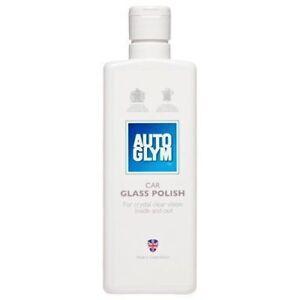 Autoglym Glass Polish 325ml Car Window Cleaner