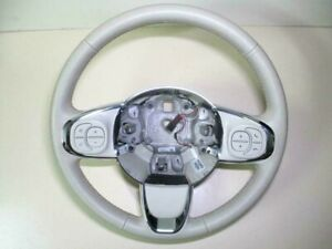 34211935C VOLANTE STERZO IN PELLE CON COMANDI FIAT 500 (312) RESTYLING 735695080