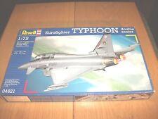 Revell - Eurofighter Typhoon - Kit Construcción - 1:72