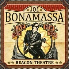 Beacon Theatre: Live From New York - Joe Bonamassa (2012, CD NUEVO)2 DISC SET