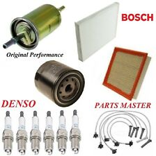 Tune Up Kit Filters Spark Plug Wire For FORD MUSTANG V6 4.0L 2005-2010