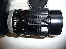 Camera lens for CANON SLR - CANON FD 135mm f 1:3.5 + case  ..  R7
