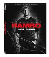 Rambo: Last Blood (Blu-ray Only with Box)