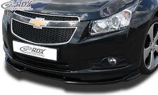 RDX Front alerón VARIO-X para Chevrolet Cruze 2009-2012