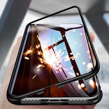 Magnetic Adsorption Metal Glass Cover For Huawei Mate 20 Pro Lite P20 Nova 3i 3E
