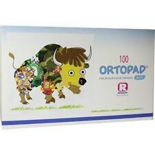 Ortopad for Boys regular occhi ABRASA cerotto 100 ST