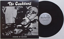 "Conditionz - Pushing Up Daisies 12"" EP Bellrays White Flag Riverside Punk Garage"